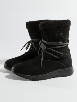 Project Delray Boots Wavy Lux High negro