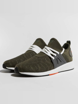 Project Delray Sneaker Project Delray Wavey Sneakers olive