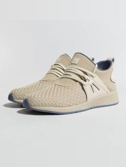 Project Delray Wavey Sneakers Cream/Light Tan