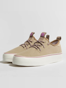 Project Delray Sneakers C8ptown Plateau khaki