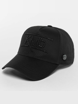 PSG by Dwen D. Corréa Snapback Caps Kailee czarny