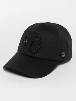 PSG by Dwen D. Corréa Snapback Caps Cap musta