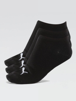 Puma Dobotex Chaussettes 3-Pack Sneakers noir