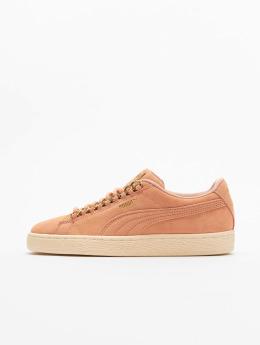 Puma sneaker Suede Classic X oranje