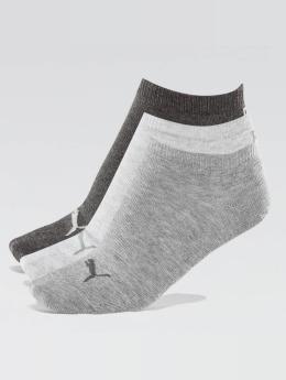 Puma Socken 3-Pack grau