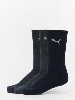 Puma Sokken 3-Pack Sport blauw