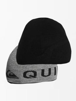 Quiksilver Bonnet M&W noir