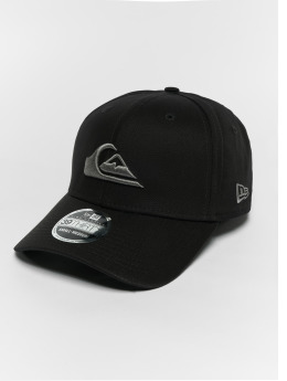 Quiksilver Casquette Flex Fitted Mountain & Wave gris