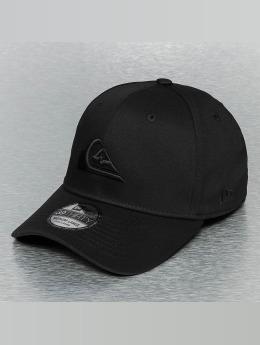Quiksilver Flexfitted Cap Mountain & Wave zwart
