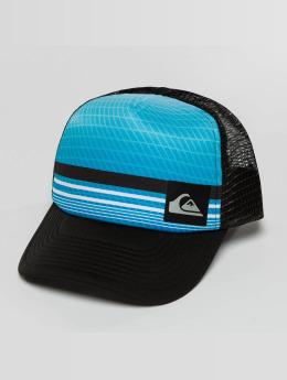 Quiksilver Gorra Trucker Foambition azul