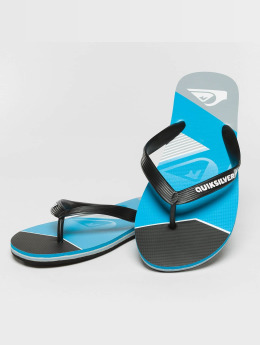 Quiksilver Sandals Molokai Slash Fade Logo black