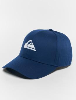 Quiksilver Snapback Caps Decades niebieski