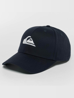 Quiksilver Snapback Caps Decades Print sininen