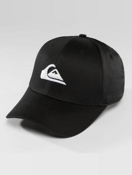 Quiksilver Snapback Caps Decades svart