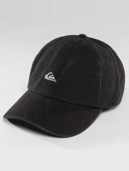 Quiksilver Snapback Caps Papa svart