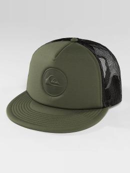 Quiksilver trucker cap Pressure groen