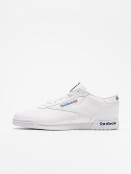 Reebok Сникеры Exofit Lo Clean Logo белый