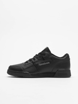 Reebok Baskets Workout Plus Classics noir