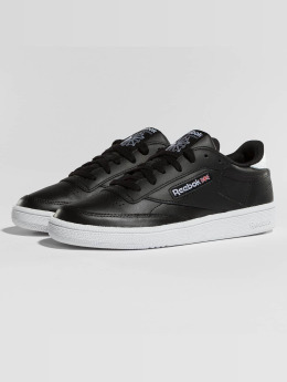 Reebok Baskets Club C 85 Emboss noir