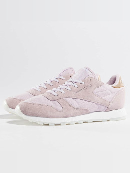 Reebok | Classic Leather Sea-Worn pourpre Femme Baskets
