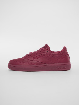 Reebok Baskets Club C 85 rouge