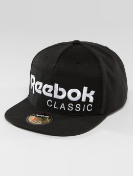 Reebok Snapback Cap Foundation black