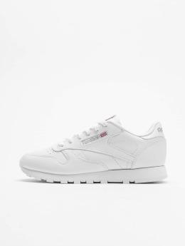 Reebok Sneaker CL Leather bianco