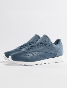 Reebok Sneaker Classic Leather Sea You Later blau