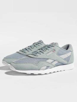 Reebok Sneaker Nylon OM grau