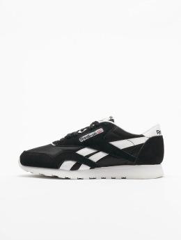Reebok Sneaker Classic Leather nero