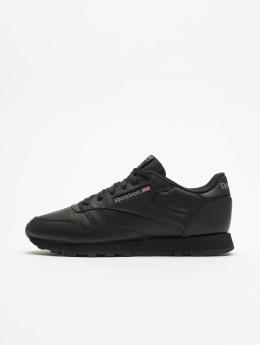Reebok Sneaker CL Leather nero