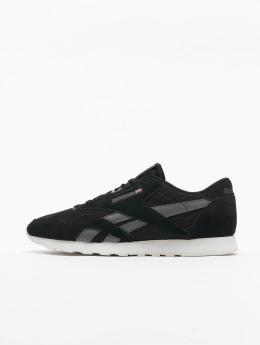Reebok Sneaker Nylon OM nero