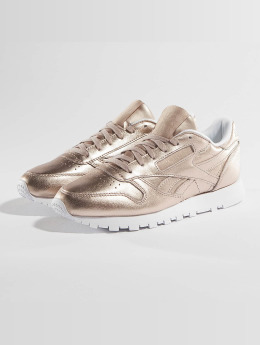 Reebok Sneaker Classic Leather Melted Metallic Pearl rosa