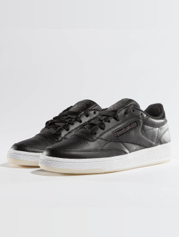 Reebok Sneaker Club C 85 Leather schwarz