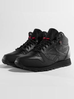 Reebok sneaker Classic Leather TWD Mid zwart