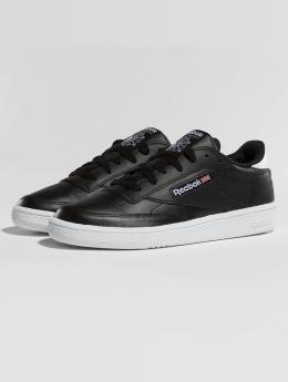 Reebok sneaker Club C 85 Emboss zwart