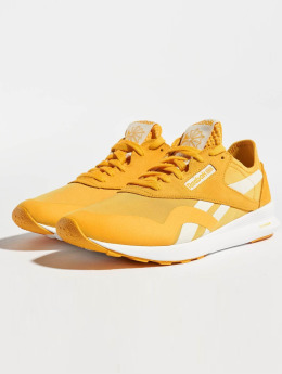 Reebok Sneakers CL Nylon SP gul