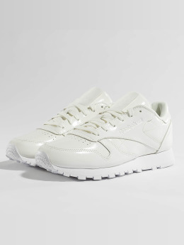 Reebok Sneakers Classic Leather Patent hvid