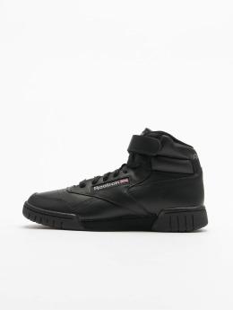 Reebok Snejkry Exofit Hi Basketball Shoes čern