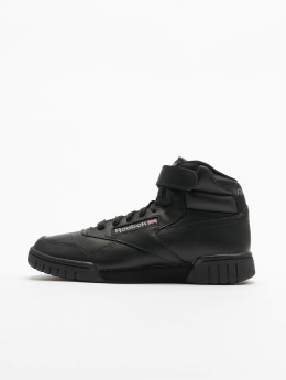 Reebok Tennarit Exofit Hi Basketball Shoes musta