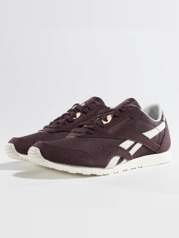 Reebok Tennarit Nylon Slim EP purpuranpunainen