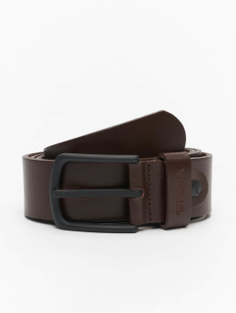 Reell Jeans Gürtel All Black Buckle braun