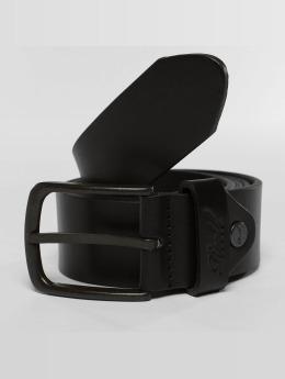 Reell Jeans Gürtel All Black schwarz
