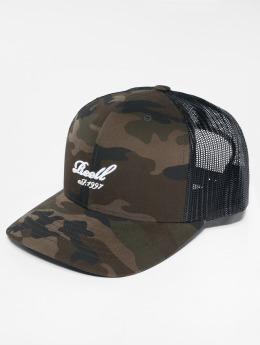 Reell Jeans Verkkolippikset Curved camouflage