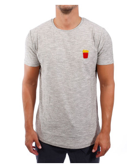 Revolution T-Shirt 1894 grau