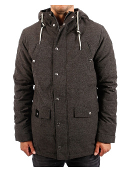Revolution Winterjacke Jacket   schwarz