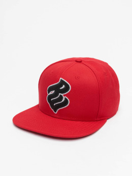 Rocawear snapback cap Big Logo rood