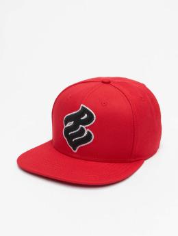 Rocawear Snapback Cap Big Logo  rot