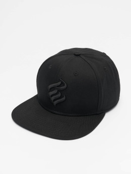Rocawear Snapback Caps Nam musta