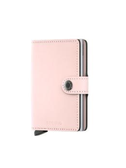 Secrid Geldbeutel Miniwallet Matte pink